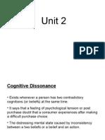 Cognitive Disonance