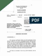 3)Court of Appeals UM