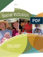 Social Inclusion Australia