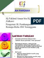 Dakwah Fardiah - Asas