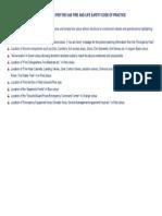 Evacuation Plan - UAE Civil Defence Guideline