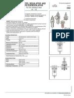 ASCO Filter Regulator