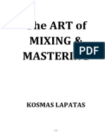 Kosmas Lapatas - The Art of Mixing & Mastering BOOK