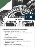 industrialização no mundo.ppt