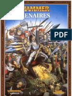 Livre d'Armee Mercenaire V7 édition 2-0