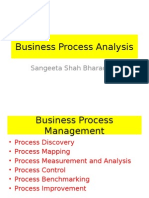 Session 4 Business Process Analysis