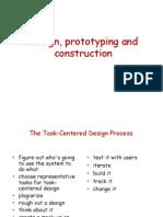 Interactive Prototyping