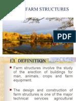 Farm Structures