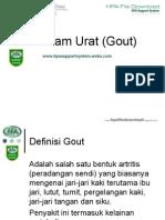 Asam Urat (Gout).ppt