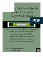 CRP Mental Health Needs Assessment Report - FINAL