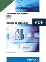 Manual Operación CJ1M