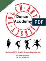 Dance Academy October 2015