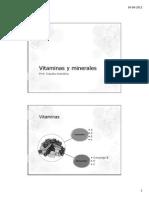 - 3-Vitaminas y Minerales