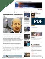 El Piloto Peruano Que Disparó Contra Un Ovni - Los Divulgadores