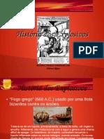 História dos Explosivos
