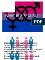 Bisexual Ppt