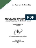 Modelos Canônicos