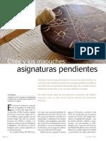 Chile y Los Mapuches Asignatura Pendiente