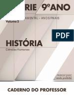 CadernoDoProfessor 2014 2017 Vol2 Baixa CH Historia EF 8S 9A