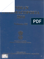 Indian Pharmacopoeia 2010 Volume 3