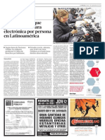 Basura Electrónica en Chile