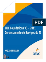 Aula 2 ITIL Fundation V3
