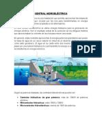Central Hidroeléctrica - Ing. Economica