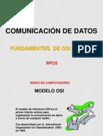 claase OSI y TCP IP