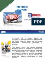 Presentacion Metodo Dupont Ssoma