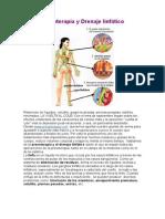 Presoterapia y drenaje linfatico