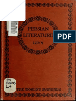 Persianliteratur Levy