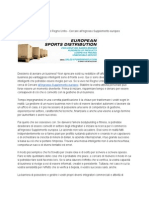 Commercio Supplementi nel Regno Unito - Cercare all'ingrosso Supplemento europeo