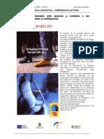 Evaluación diagnóstica de la comprensión lectora 2º ESO_Asturisa_2008