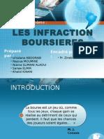 Infractions boursieres PPT