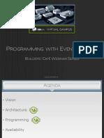 2009-12-16 - Builders Café Webinar Series - Programming With Event Frames (1)