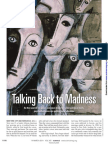 Talking Back to Madness