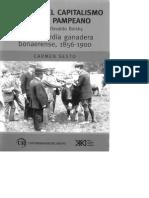 Historia Del Capitalismo Agrario Pampeano