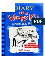 Diary Of A Wimpy Kid Part 1 Pdf