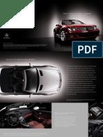 Mercedes SL 55 AMG 2008 Misc Documents-Brochure