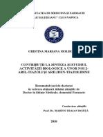 Moldovan Cristina Mariana