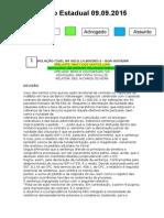 Diário Estadual 09.09.2015
