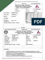 Kanpuruniversity.org Payment Challanno Regex2222