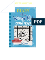Diary of a Wimpy Kid Cabin Fever