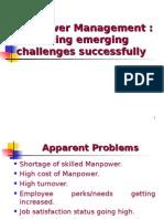 Presentation Manpower Management
