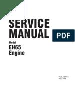 EH65 Service Manual