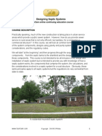 03 Designing Septic Systems