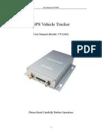 User Manual (Model VT310N)