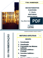 Modulo 6 - Misturas Asfalticas