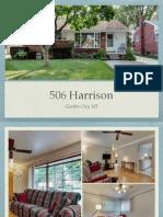 506 Harrison Garden City MI