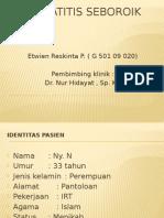 Presentasi Ujian Kulkel Etwien Reskinta Paulus